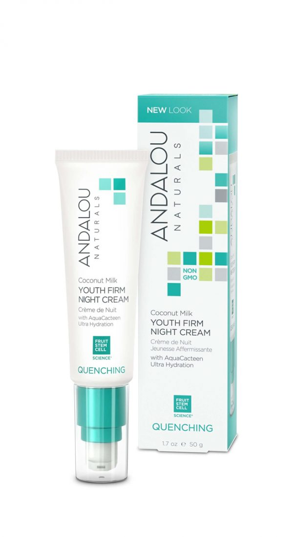 Lotiune de noapte - Coconut Milk Youth Firm Night Cream - 50gr