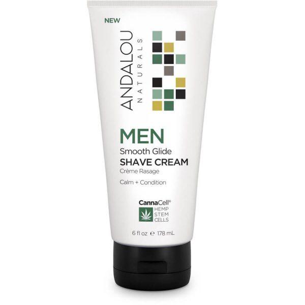 Crema de ras - MEN Smooth Glide Shave Cream 178 ml