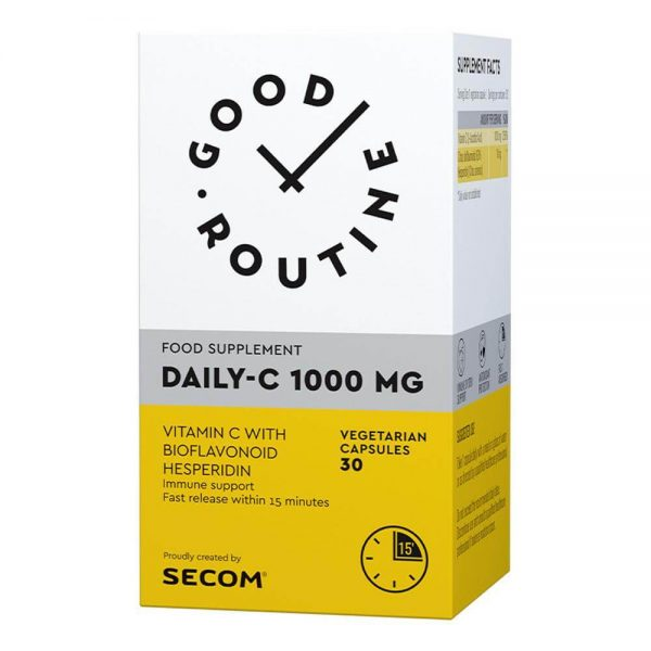 Daily-C 1000 mg Good Routine – 30 capsule
